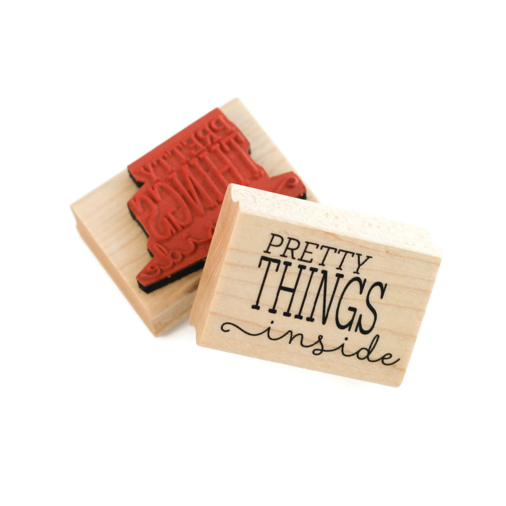 Pretty Things Stamp