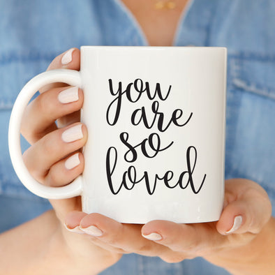 So Loved Mug by Paper Berry Press