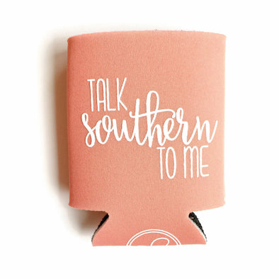 TALK SOUTHERN TO ME - CORAL