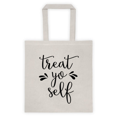 TREAT YO' SELF TOTE