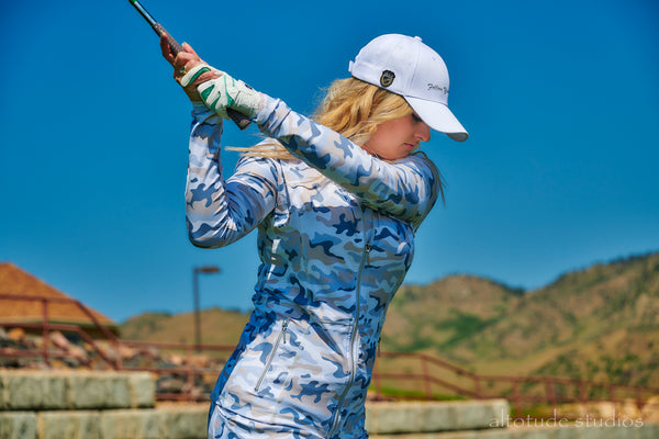 "The Woman Golfer ""Follow Your Passion To Your Dreams"""
