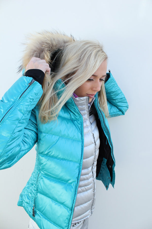 Bundled: base layers to outerwear