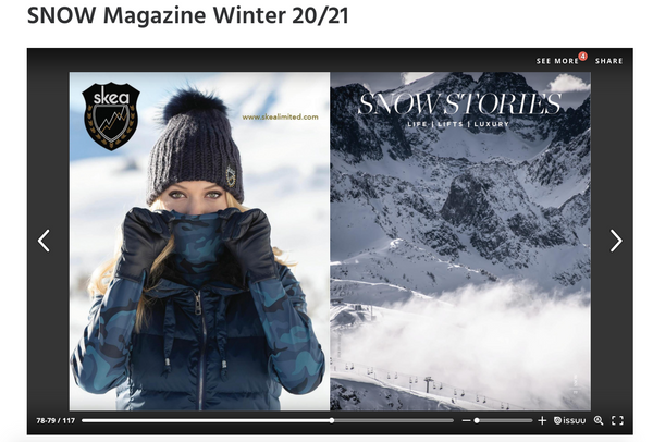 SNOW Magazine Winter 20/21