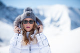 ski jackets, ski pants, luxury skiwear, ski apparel, ski fashion, fur ski apparel, fur trim, Beets Hat, Skea Limited, Skea Limited - Skea Limited