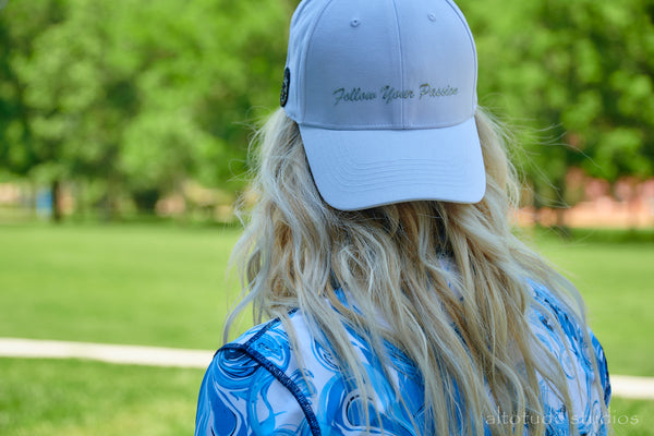 "PRE-ORDER ""Follow Your Passion"" Baseball Cap"