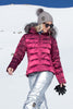 ski jackets, ski pants, luxury skiwear, ski apparel, ski fashion, fur ski apparel, fur trim, Didi Jacket, Skea Limited, Skea Limited - Skea Limited