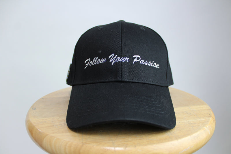 """Follow Your Passion"" Baseball Cap"