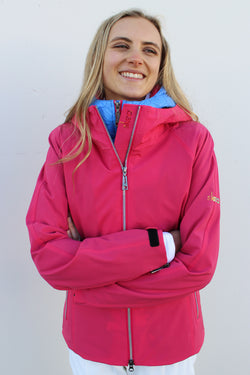 ski jackets, ski pants, luxury skiwear, ski apparel, ski fashion, fur ski apparel, fur trim, Olivia Shell, Skea Limited, Skea Limited - Skea Limited