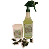 Greenwald's Bathroom Surface Sanitary Cleaner Liquid 32 oz Kit (6-Pack)