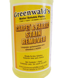Carpet Upholstery Cleaner Stain Remover Kit 32 oz Liquid (6-Pack) By Greenwald's
