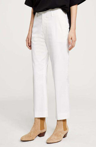 Pant Bertha White CLOSED