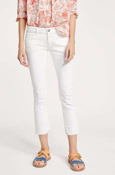 CLOSED white Women's Jeans STARLET | Closed white Jeans | Affairedefemmes.net
