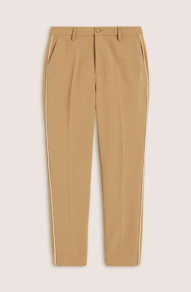 Pant Jack with Contrasting Piping CLOSED