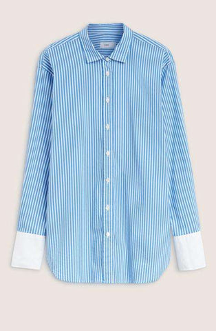 Striped Long Shirt Lilo CLOSED