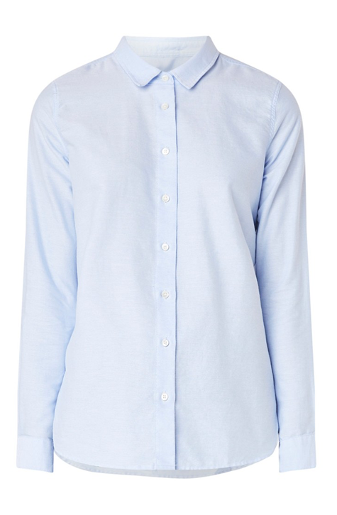 Devin Cotton Poplin Shirt CLOSED