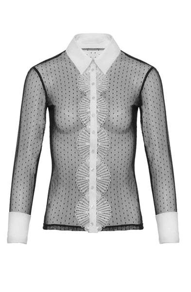 shirt Leopoldine by Anne fontaine