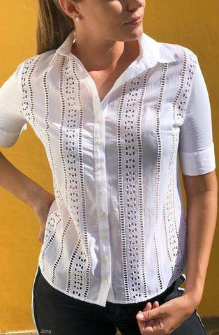 shirt Muscade by Anne Fontaine