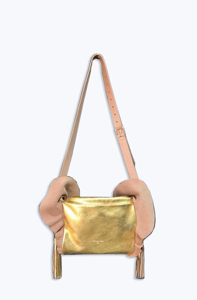 Golden Bag Patrizia Pepe