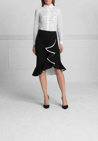 Skirt Miranda knee length Anne Fontaine