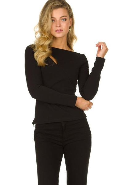 Top 2M3814 Black Patrizia Pepe