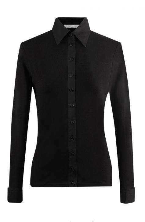 Shirt Nuage-ML Black Long Sleeve AF