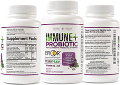 Replenish the Good Immune + Probiotic for Kids & Adults (60 tablets)