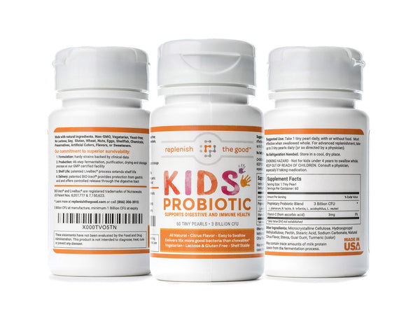 Replenish The Good Kids Probiotic