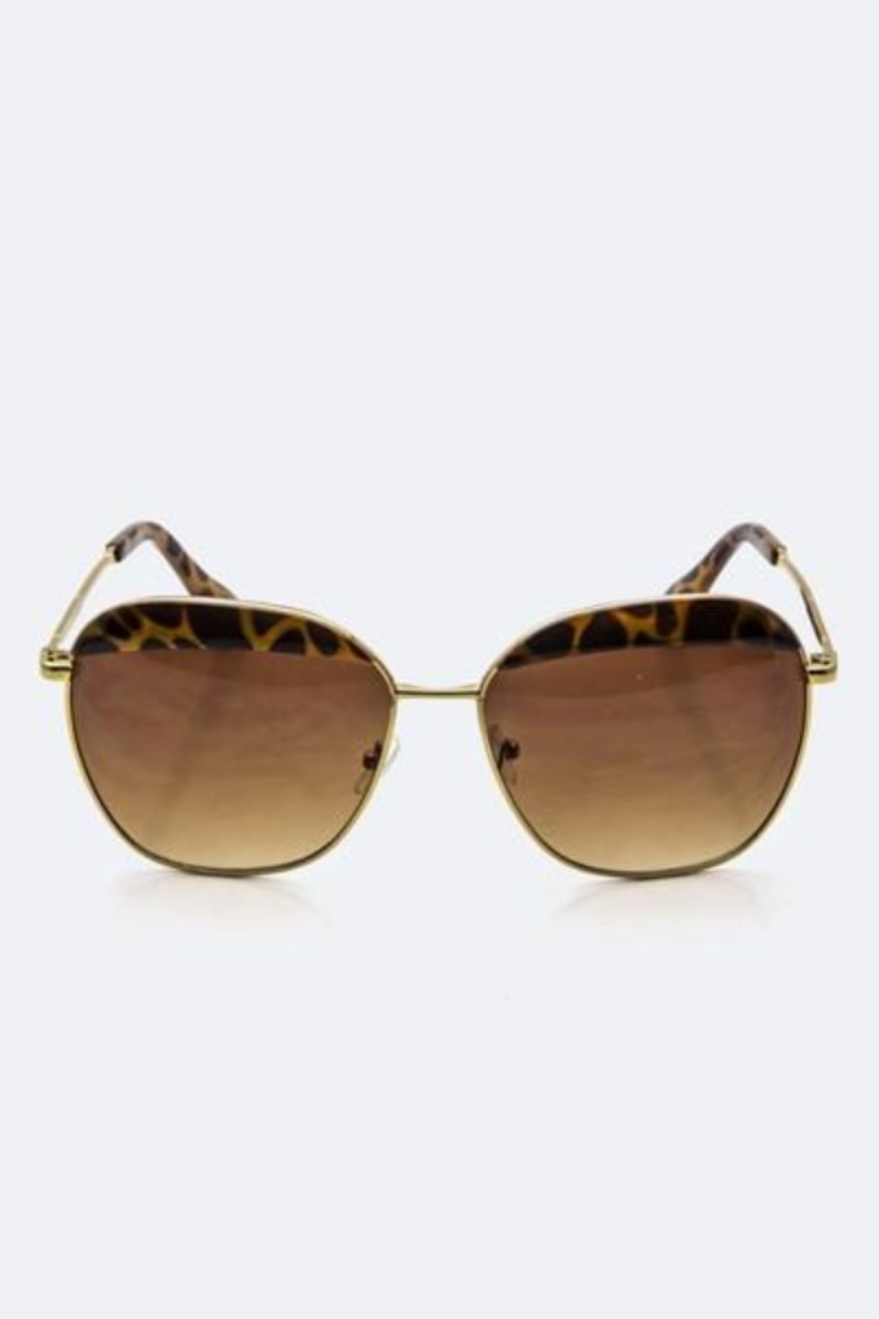 Iconic Browline Sunglasses - ARUZE BOUTIQUE