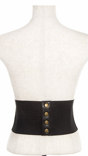 Winzer waist belt - ARUZE BOUTIQUE