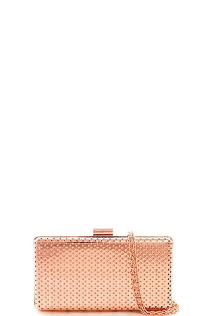 Madison Hard Shell Clutch - ARUZE BOUTIQUE