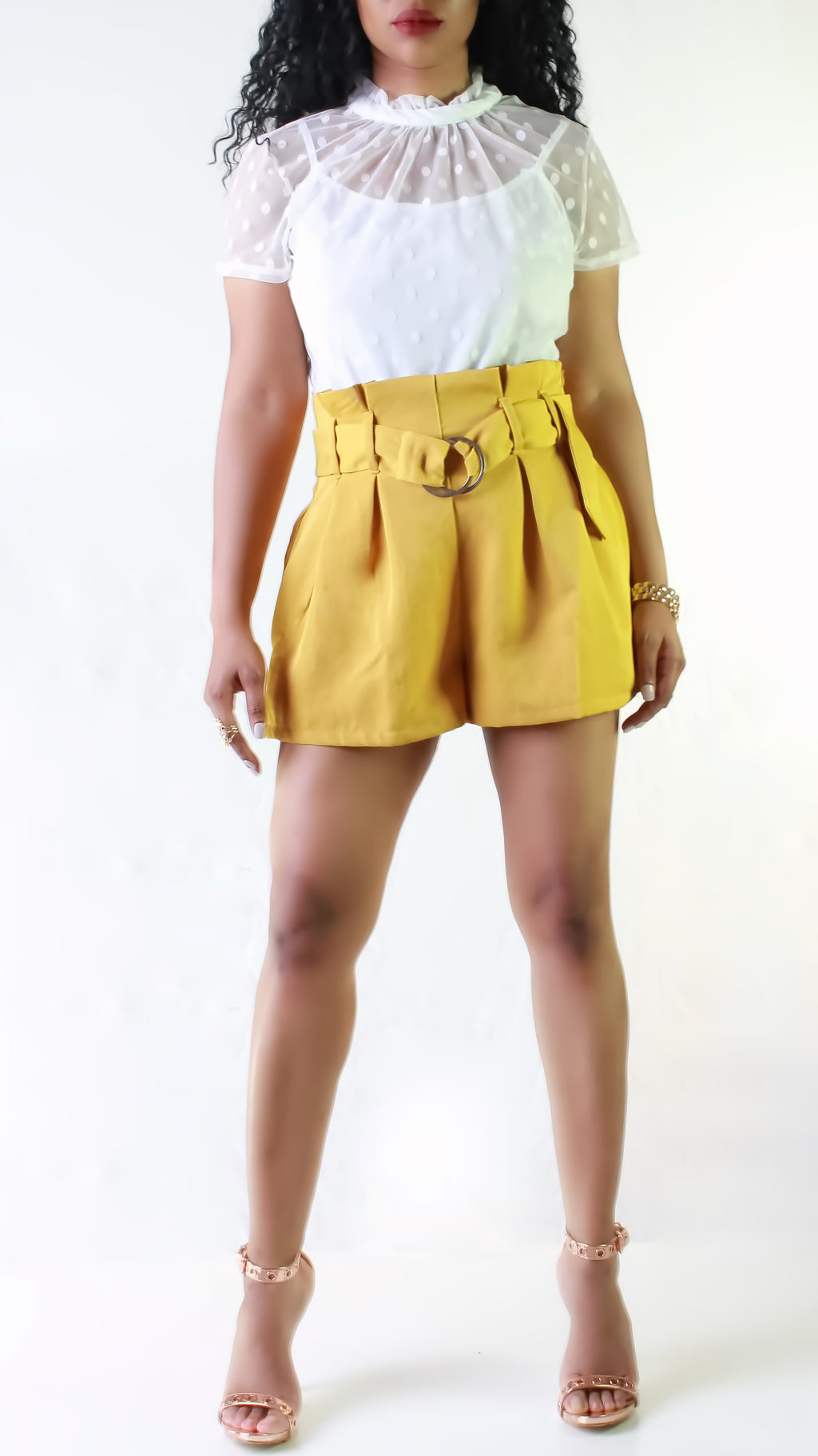 Fahara Shorts - ARUZE BOUTIQUE