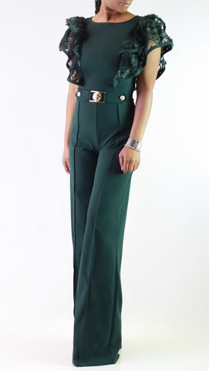 Paullete Jumpsuit - ARUZE BOUTIQUE
