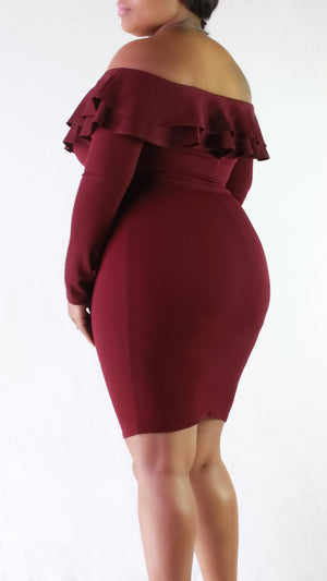 Marlo Dress - ARUZE BOUTIQUE