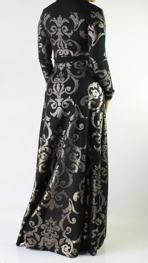 Naomi Maxi Dress - ARUZE BOUTIQUE