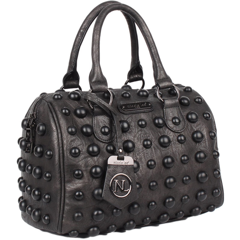Mavis Pearl Boston Handbag - ARUZE BOUTIQUE