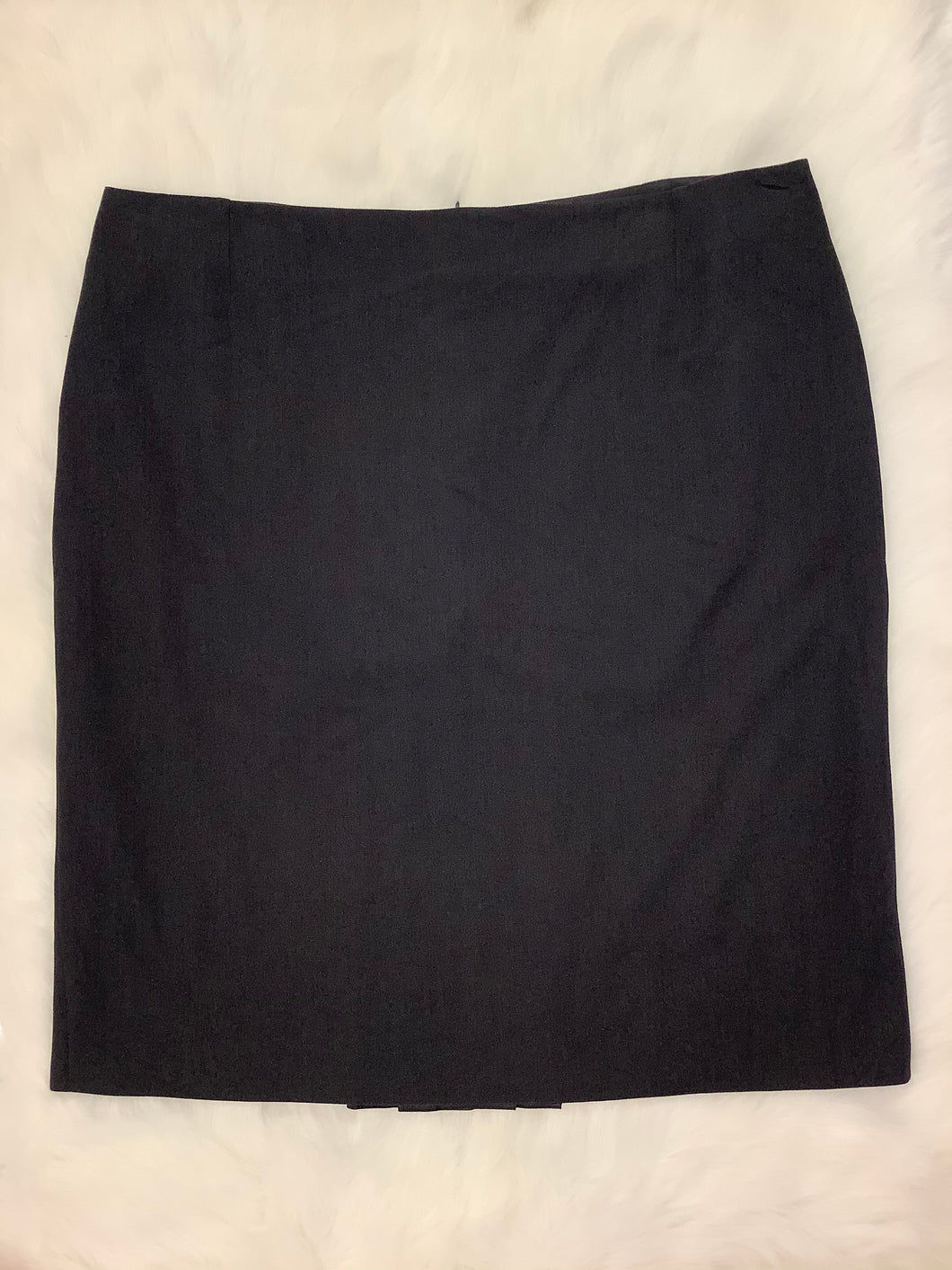Grey Pleat Skirt Style 203-6