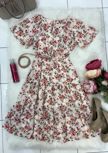 Floral Dress Style #5077
