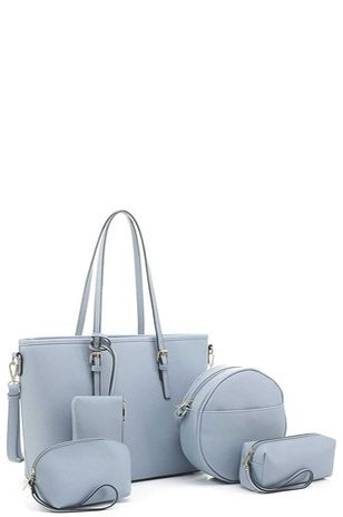 5in1 Fashion Handbag Style 5366