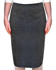 Girls Stretch Pencil Skirt 1434 - The Skirt Boutique