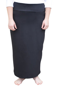 Plus Long Pencil Skirt Style 1474 - The Skirt Boutique