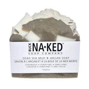 Dead Sea Mud & Argan Soap - 140g/5oz