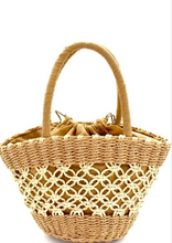 Basket Satchel 6092