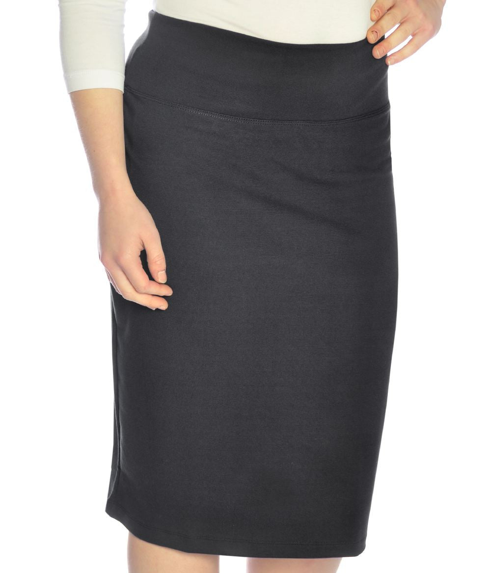 Stretch Pencil Skirt for Girls style 1451 - The Skirt Boutique