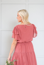 The Amy Sienna Dress 2087 - The Skirt Boutique