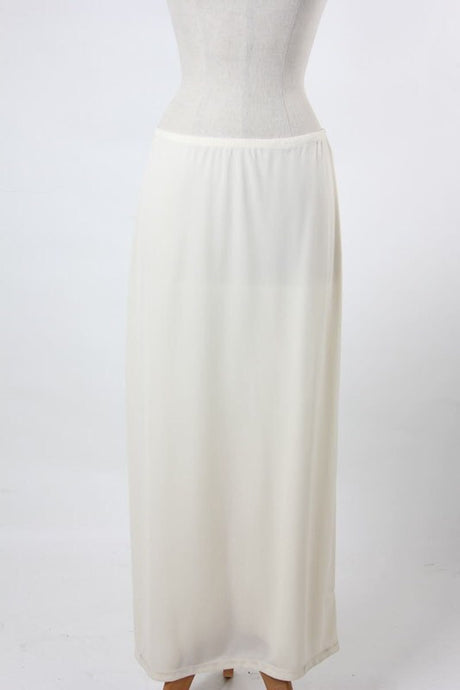 Eikosi Basic Maxi Slip style 14483 - The Skirt Boutique