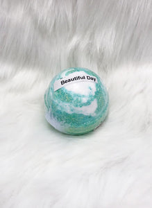 Classic Bath Bomb Beautiful Day