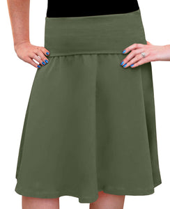 Kosher Girls Skater Skirt Style 1472 - The Skirt Boutique