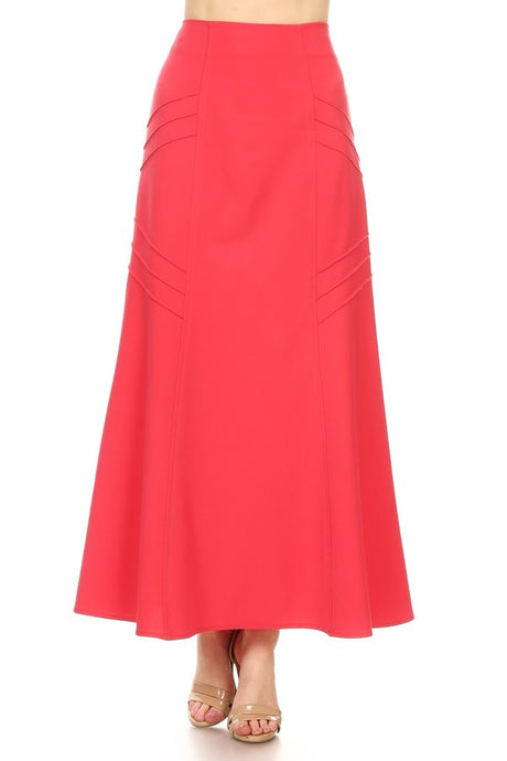 Long Dressy Skirt style 797 - The Skirt Boutique