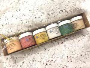 Bath Salts Slider Gift Box