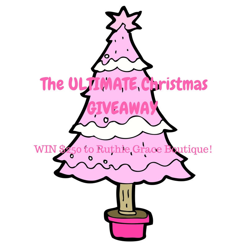 The Ultimate Christmas Giveaway!